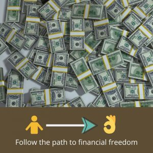 Steps for financial freedom
